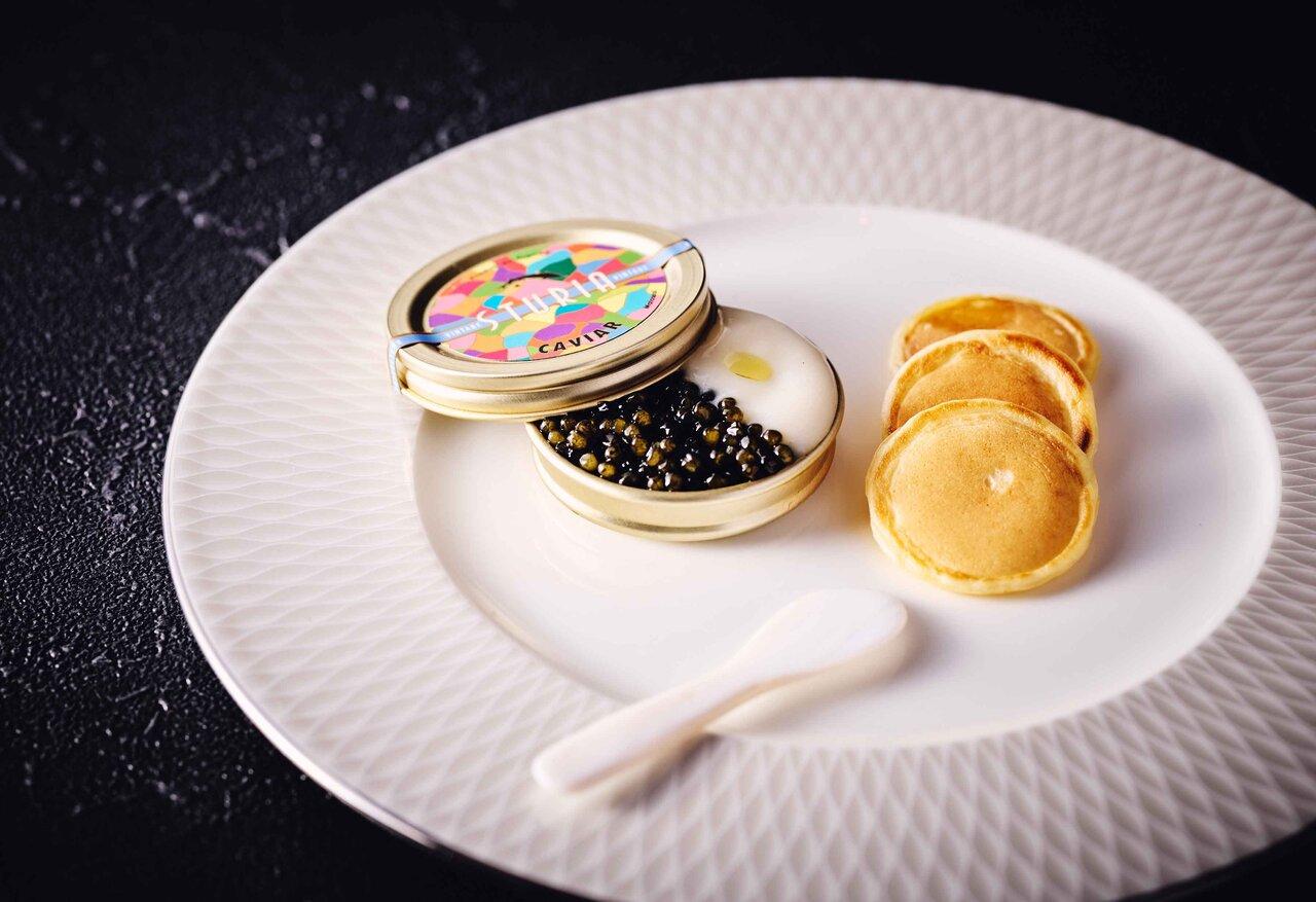 1日3組まで。秘密のポップアップ・フレンチレストラン THE STRINGS BY INTERCONTINENTAL TOKYO