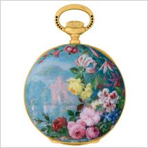 キュリー夫人の懐中時計