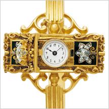 スイス初の腕時計