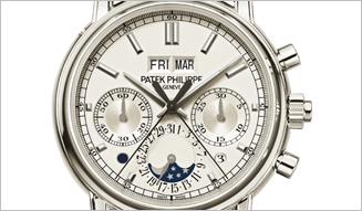 Split-seconds Chronograph with Perpetual Calendar|永久カレンダー搭載スプリット秒針クロノグラフ 03