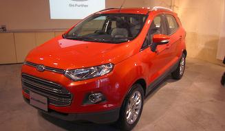 Ford EcoSport|フォード エコスポーツ 43