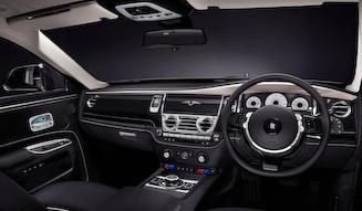 Rolls-Royce Gphost V-Specification|ロールス・ロイス ゴースト Vスペシフィケーション