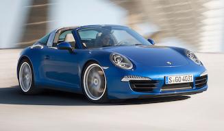 Porsche 911 Targa 4|ポルシェ 911 タルガ 4