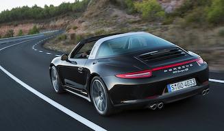 Porsche 911 Targa 4S|ポルシェ 911 タルガ 4S