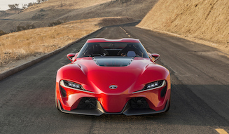TOYOTA FT-1|トヨタ FT-1 09