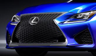 Lexus RC F レクサス RC F 12