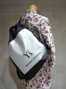 Y's|TAKESHI KOSAKA by Y's Pink Label 02