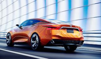 NISSAN Sport Sedan Concept|日産 スポーツ セダン コンセプト