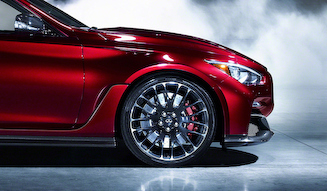 Infiniti Q50 Eau Rouge Concept|インフィニティ Q50オー ルージュ コンセプト 31
