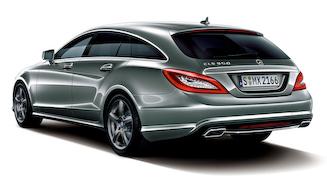 Mercedes-Benz CLS 350 Sports Shooting Brake│メルセデス・ベンツ CLS 350 スポーツ シューティングブレーク 08