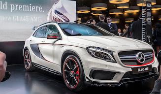 Mercedes-Benz GLA 45 AMG|メルセデス・ベンツ GLA 45 AMG 02