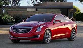 Cadillac ATS Coupe|キャデラック ATS クーペ