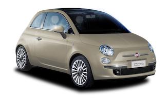 Fiat 500 Panna│フィアット チンクエチェント パンナ
