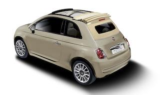 Fiat 500C Panna│フィアット チンクエチェント シー パンナ