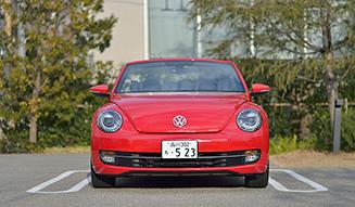 The Beetle Cabriolet meets FUJIWARA Michiko 06