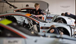 Aston Martin 2014 FIA WEC Round6 6 Hours of Fuji|アストンマーティン WEC第6戦 富士6時間 レース 12