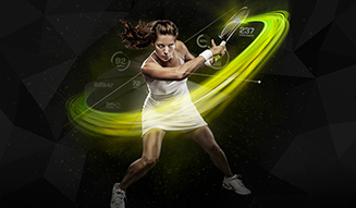 Zepp Tennis スイングセンサー