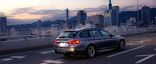 BMW ConnectedDrive × Photographer OGATA 01