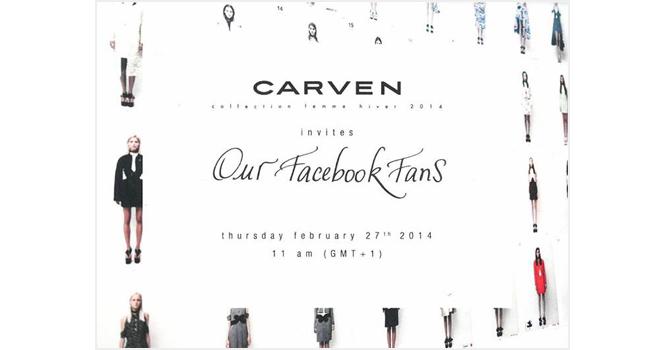 CARVEN|カルヴェン
