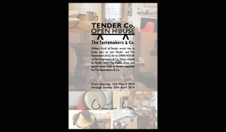 The Tastemakers & Co. TENDER Co. 14
