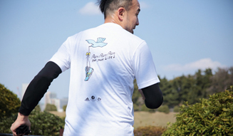 Run for Children Tohoku in adidas RUNBASE 2014 11