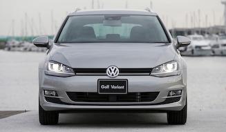 Volkswagen Golf Variant|フォルクスワーゲン ゴルフ ヴァリアント 10