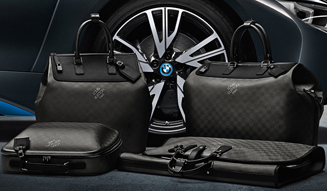 LOUIS VUITTON|BMW i8に捧げるバッグコレクション 03