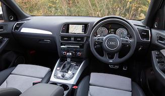Audi SQ5|アウディ SQ5 16