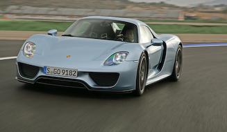 Porsche 918 Spyder|ポルシェ 918 スパイダー 06