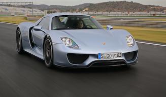 Porsche 918 Spyder|ポルシェ 918 スパイダー 07