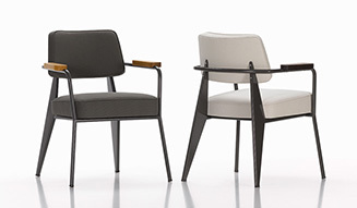 Vitra|Fauteuil Direction 02
