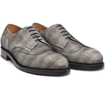 J.M. Weston invite Charlie Casely-Hayford|#588 Double sole derby