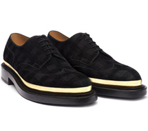 J.M. Weston invite Charlie Casely-Hayford|Limited edition #590 Triple sole derby