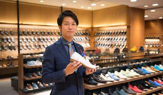 伊勢丹新宿店メンズ館|靴 12