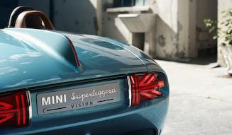 MINI Superleggera Vision|ミニ スーパーレッジェーラ ビジョン 59