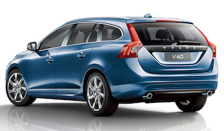 Volvo V60 Luxury Edition│ボルボ V60 ラグジュアリー エディション 2