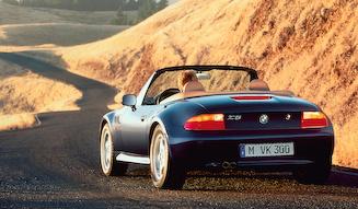 BMW Z3 Roadster|ビー・エム・ダブリュー Z3 ロードスター 11