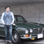 谷口勝彦|ジャガー XJ6