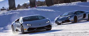 Lamborghini Winter Accademia |ランボルギーニ ウィンター アカデミア