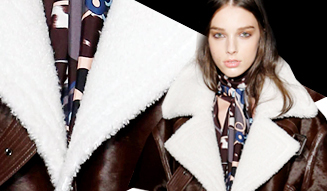 Shearling Outer