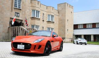 Jaguar F-Type Coupe│ジャガー Fタイプ クーペ 9