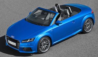 Audi TT Roadster|アウディ TT ロードスター