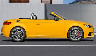 Audi TTS Roadster|アウディ TTS ロードスター