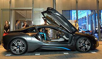BMW i8 デビュー記念イベント02