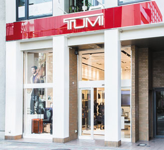 TUMI|南船場店 06