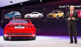 Audi TT Sportback Concept|アウディ TTスポーツバック コンセプト
