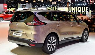 Renault Espace|ルノー エスパス 2