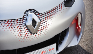 Renault EOLAB Concept|ルノー イオラブ コンセプト 09