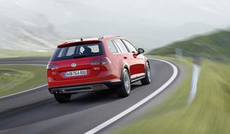 Volkswagen Golf Alltrack|フォルクスワーゲン ゴルフ オールトラック 5