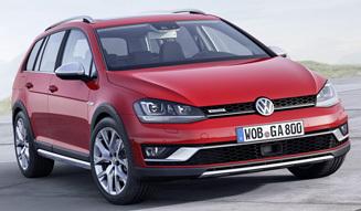 Volkswagen Golf Alltrack|フォルクスワーゲン ゴルフ オールトラック 2